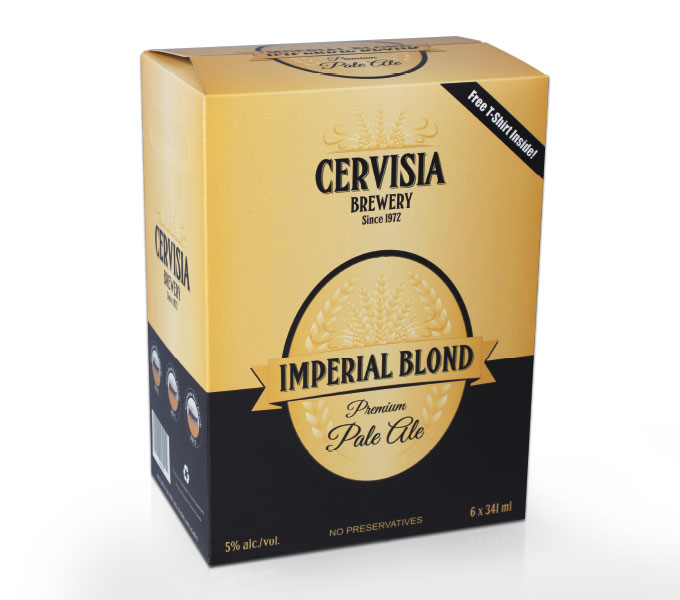 Cervisia Beer Case