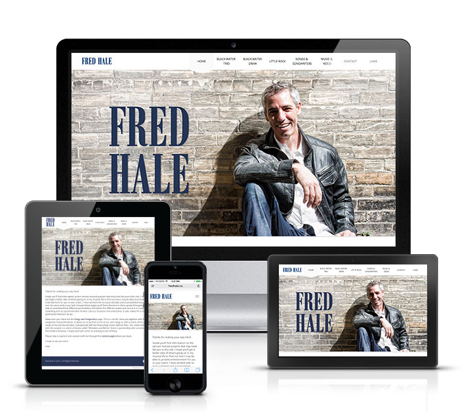 Fred Hale Website