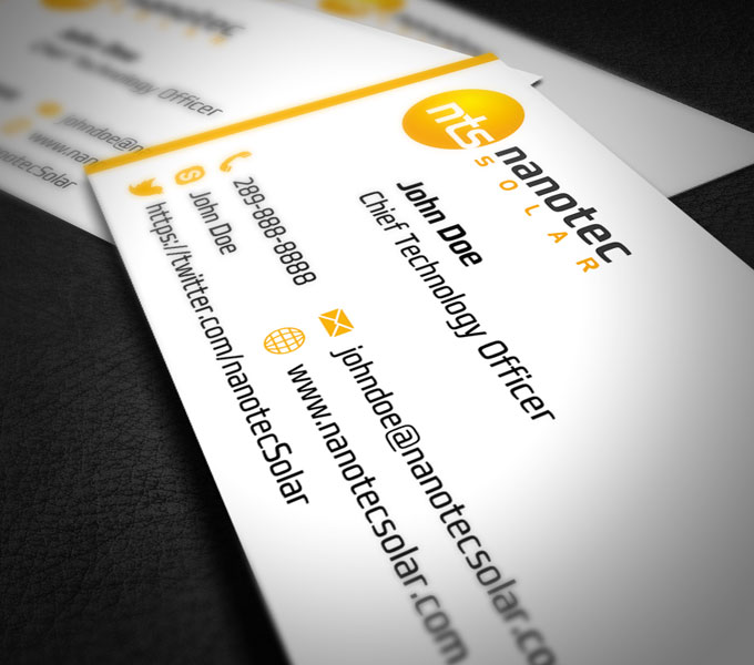 NTS Business Card